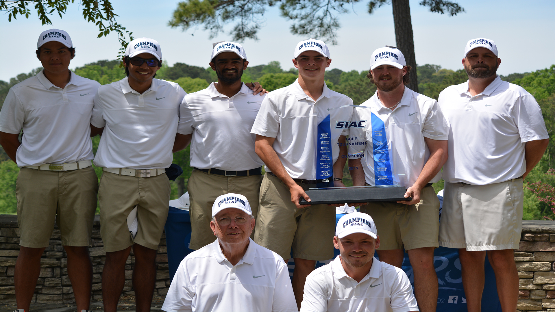 Verrassend Albany State Men's Golf Set To Compete in the 2019 NCAA Division FR-86